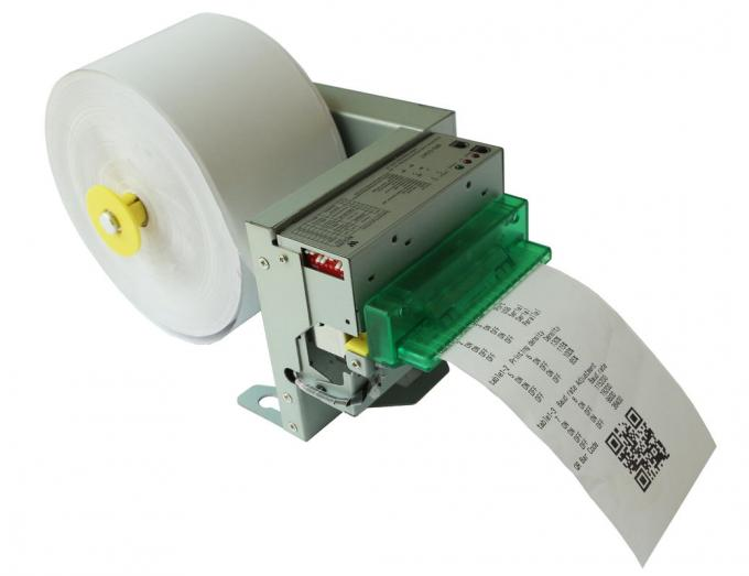 Side hang paper nice speed 80mm kiosk receipt printer all in one for ATM