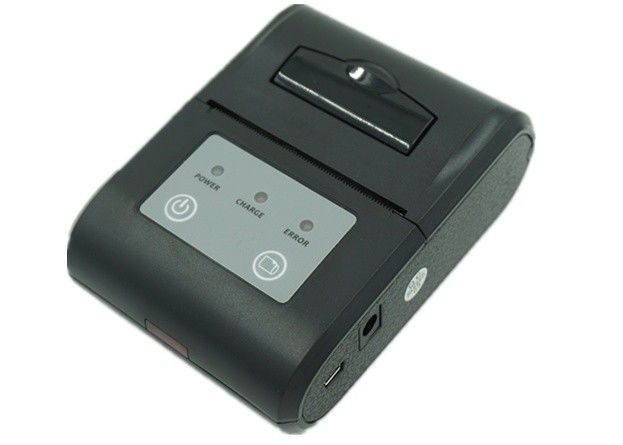 58mm Handheld Bluetooth Mobile Printer With Thermal Dot Line Printing