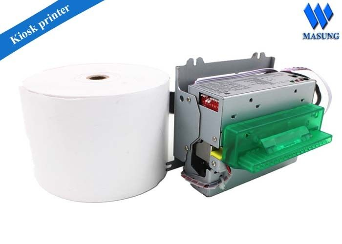Parking Machine 3 Inch Thermal Label Printer Module Support Android System