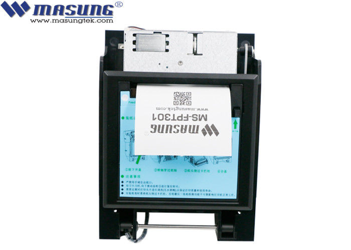 80mm Ultra High Printing Speed Panel Thermal Printer Unique Heat Dissipation System