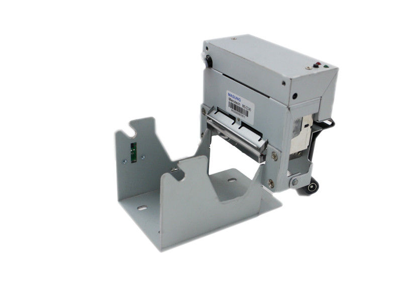 Slide Cutting 57MM USB Barcode Label Printers  Apply To ESC / POS Standard Command