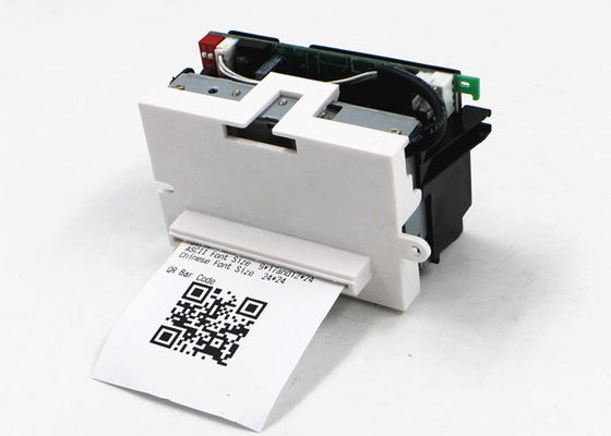 Portable Kiosk 2 Inch thermal ticket printer  With Auto Cutter Panel , ROSH