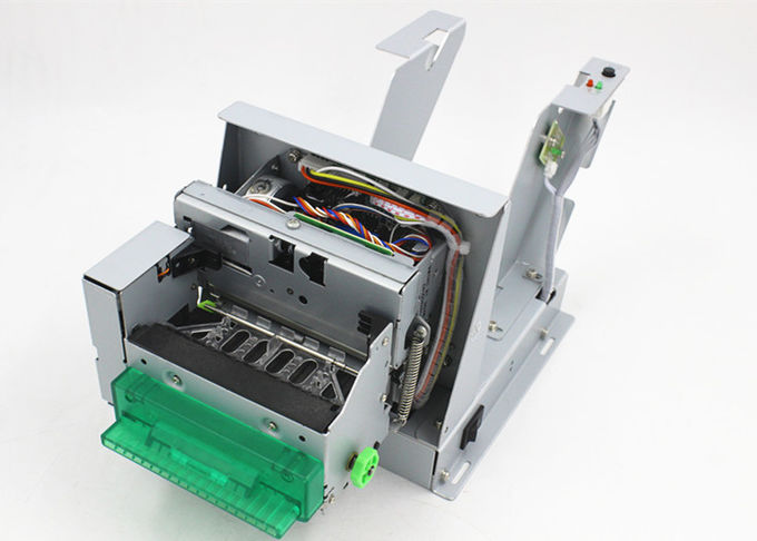 Thick Card Paper Support 80 mm Thermal Printer For Parking Dispenser